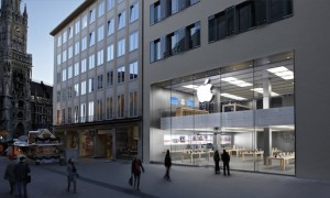 Apple Rosenstraße, Munich