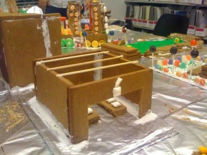 Apple Store, Gingerbread City