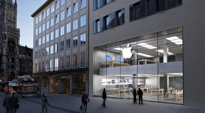 Apple Store, Munich Rosenstrasse