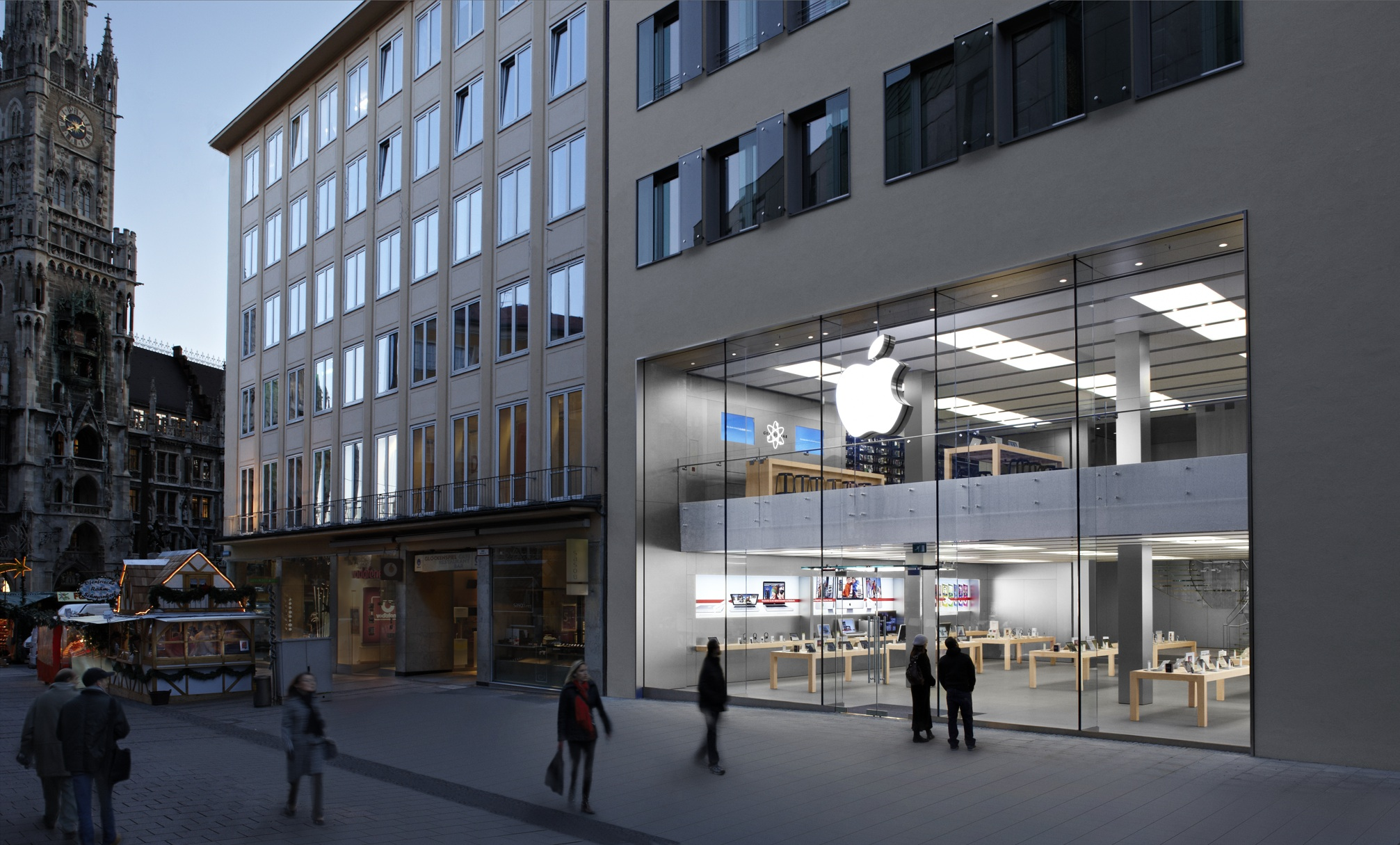 Apple Store, Munich Rosenstrasse