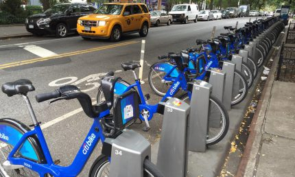 Citi Bikes are spreading throughout New York. Will they cross the Hudson?