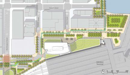 Hoboken Yards - Hudson Place & Warrington Plaza