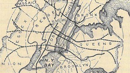 Transportation for Greater New York (1920)