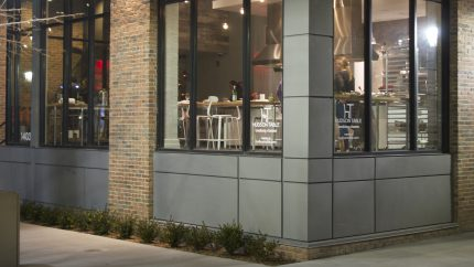 Hudson Table, a recreational cooking school and event space, opened recently at the corner of 14th and Clinton Streets.