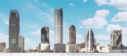 Rendering: 99 Hudson Street - China Overseas America, Inc.