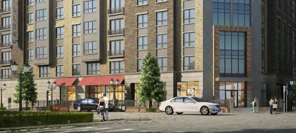 Trader Joe's supermarket is planned for the ground floor retail space in a mixed-use development at the corner of 14th Street and Willow Avenue.
