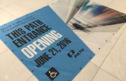 WTC Transportation Hub North Concourse opens June 21