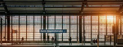 Berlin Friedrichstraße Station