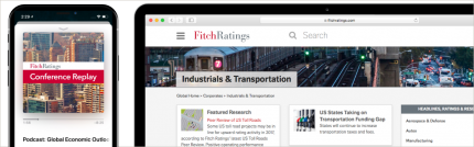 Fitch Ratings MacBook iPhone X