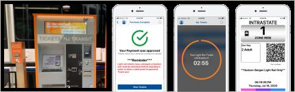 Buy, Tap & Ride: Transforming Digital Fare Payment on Hudson-Bergen Light Rail, Newark Light Rail, and River Line.,