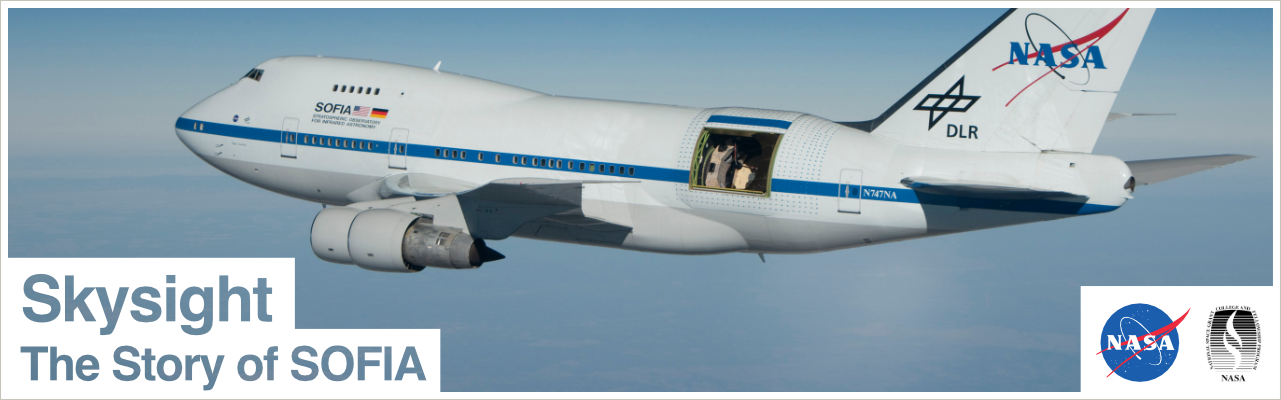 Skysight: The Story of SOFIA, NASA & DLR's Space Telescope in a 747