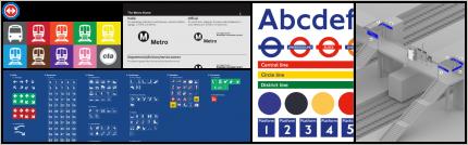 Transit Standards: Branding, Digital Strategy & Graphic Standards for Public Transportation