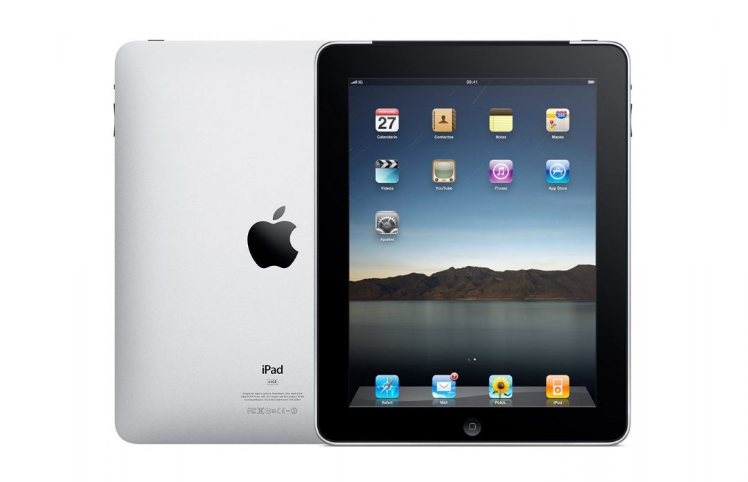 iPad: Apple's vision for the future of computing (Photo Credit: Apple)